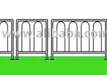 prefabricated railings