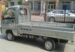 1 Ton Load Mini Electric Truck With 2.0~2.2m Carriage