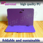 "hot sale 10"" universal leather case for tablet pc"