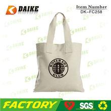 Reusable Eco Canvas Diaper Bag DK-FC258