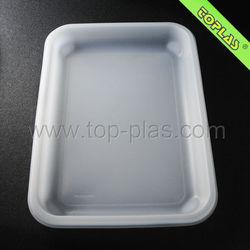 Large Rectangular Plastic Food Tray