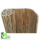 Import cheap natural bamboo fencing roll