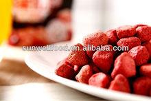 Freeze Dried Strawberry snack