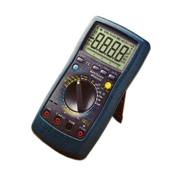 Mastech Digital Multimeter MS8222H