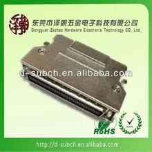 zinc plating scsi vga cable sharpnel type scsi cable