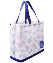 beautiful printing nylon foldable shopping bag