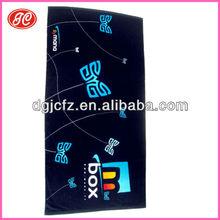 Customized Microfiber Reactive Printed Beach Towel