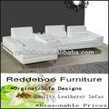 Moderne leder sofa- entspannen sofa leder, handgefertigten möbeln(9114)