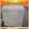 Italy Bianco Carrara White Marble Tiles