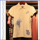 hot sale!microfiber polo shirt pima cotton polo shirt for woman
