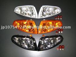Crystal Clearance Lamp for NISSAN SKYLINE R32