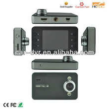 Car dvr traffic driving recorder with HDMI interface and menu settings