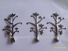 SUS202 steel aluminum steel parts decorative leafs