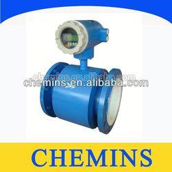 WFD Series Electromagnetic Flow Meter high pressure hot water
