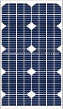20W Monocrystalline Solar module