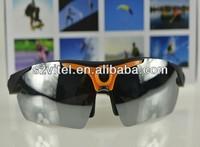 HD sunglasses camera with remote control - DV090B