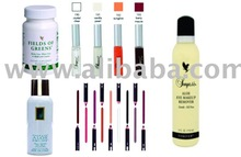 FIELD OF GREEN. LIP GLOSS. FOREVER PRO SET. LIP & EYE PENCIL. MAKEUP REMOVER.