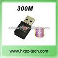 Mbps 300 wifi alta- definição tv wireless lan adaptador de cartão