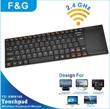 wireless keyboard touchpad