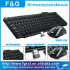 2.4G wireless keyboard mouse combo
