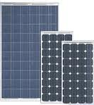 SOLAR PANELS FROM 50W TO 250W
