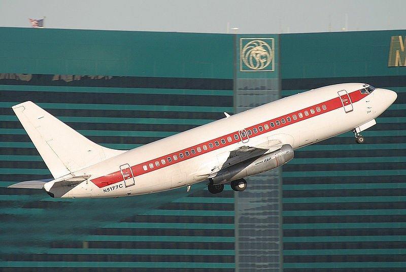 Boeing 737-200 para la venta