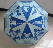 High quality popular Japanese kids umbrella craft