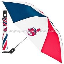 caldo vendita moda occhiali caso ombrello mini