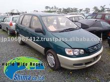 Used TOYOTA MINIVAN IPSUM 2000cc Petrol FF