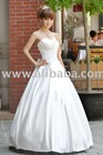 Beautiful Modern Wedding Dress Bridal Gown F01