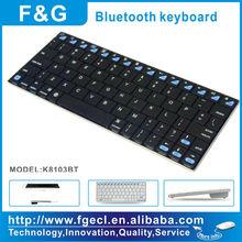 wireless bluetooth keyboard case for galaxy tablet