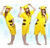 pokemon Pikachu cosplay mascot costumes for adults size