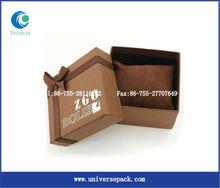 2013 wholesale fashion promotion watch box paper