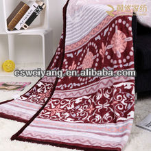 Customized printed blanket excellent quality