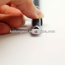 2013 newest laser for iPad Fisher Stylus Space Pen with high quality iphone form factory