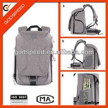 waterproof lightweight travel bag for camera , backpack