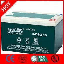 caravan leisure battery 12v 6-DZM-10/CE UL ISO QS