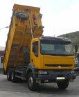 Renault 420 6x4 dump truck