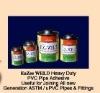 EaZee Weld Heavy Duty PVC Pipe Adhesive