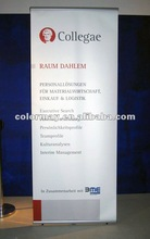 New Invention 2013 Advertising Stand,Magnetic Floating Big Roll Up Banner Stand