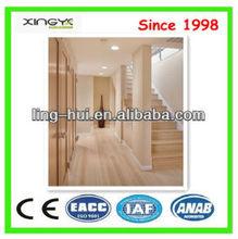 E1 ISO9001 bamboo flooring, stair nosing, stair noseings