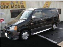 1997 HONDA STEP WGN W /Wagon/ Used car From Japan / ( bl0013 )