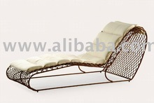 LIVING ROOM FURNITURE - GALAXY CHAISE LOUNGE