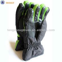 2013 new fashion style winter warm waterproof ski gloves