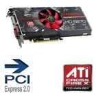 XFX HD587XZNDC Radeon HD 5870 XXX Edition Video Card