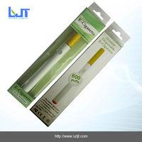 electronic cigarettes super slim menthol disposable 600puff fake cigarette