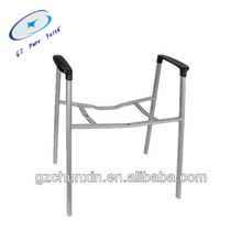 metal chair leg /furniture assembling fittings CC-04