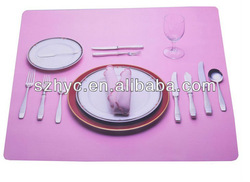 Decent Silicone Rubber Table Mats For Your Dinner