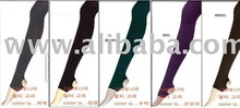 Steps on the foot trousers -Many patterns color