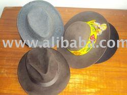 Sombreros Peruanos de Fieltro
